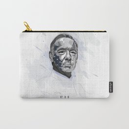 House of Cards - Frank Underwood Carry-All Pouch