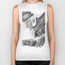 Mr. Scrooge Biker Tank