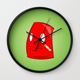 gumdrop Wall Clock