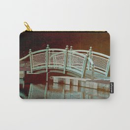 Bridge in a pond Carry-All Pouch