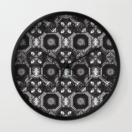 Pattern - Spain Wall Clock