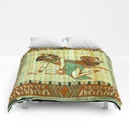 Cleopatra 3 Comforters