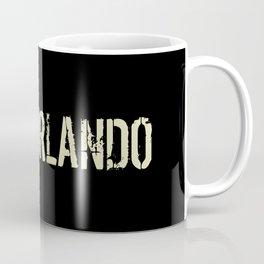 Black Flag: Orlando Coffee Mug