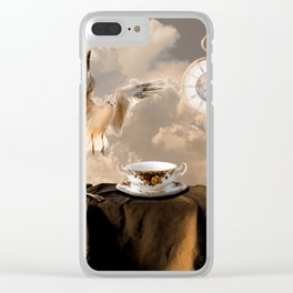 Special breakfast Clear iPhone Case