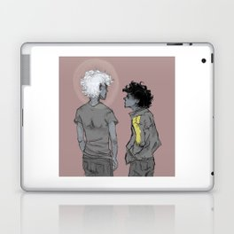 Enjolras and Grantaire Laptop & iPad Skin