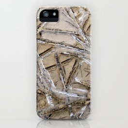 Shattered Perspective iPhone Case