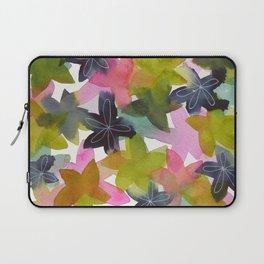 Kaleidoscope of Petals Laptop Sleeve