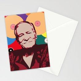 Rest in Boobs - Hugh Hefner Stationery Cards
