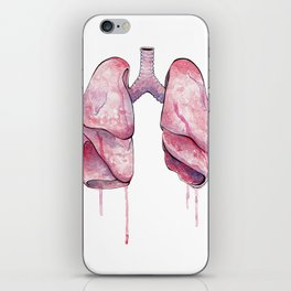 You Take My Breath Away iPhone Skin
