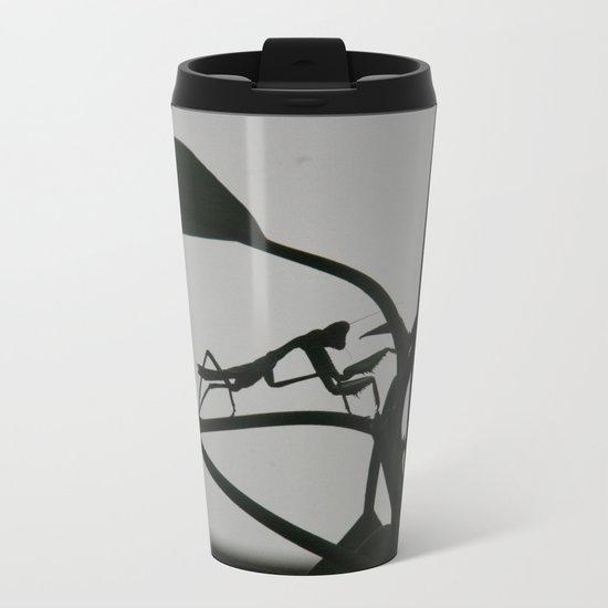 Mantis Metal Travel Mug
