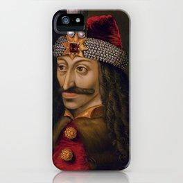 Vlad The Impaler iPhone Case