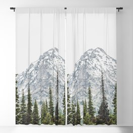 Grand Teton National Park Adventure III - Wanderlust Mountains Blackout Curtain