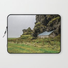House in the Hill Laptop Sleeve