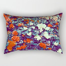 In the flowers Rectangular Pillow
