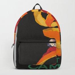 Colorful Bitter Campari Aperitif Spirits Vintage Advertisement Backpack
