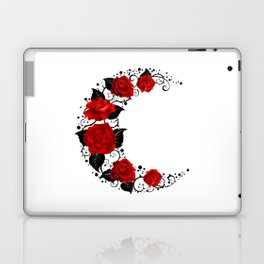 Moon of Red Roses Laptop & iPad Skin