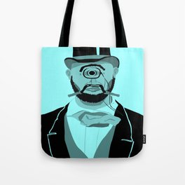 The Greatest Mustache Unknown to Man Tote Bag