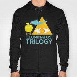 The Illuminatus! Trilogy Hoody