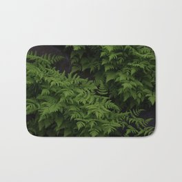 Backyard Fern Bath Mat