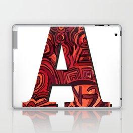 A Letter Laptop & iPad Skin