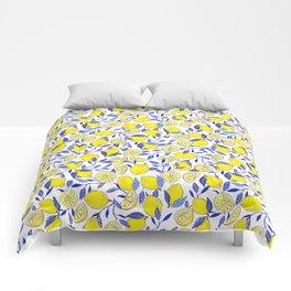 FRESH LEMONS Comforters