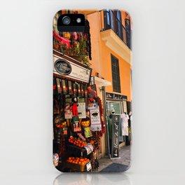 Old Town Palma de Mallorca iPhone Case