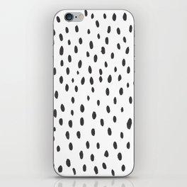 brushstrokes iPhone Skin