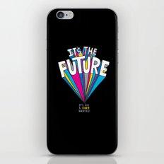 The Future iPhone & iPod Skin