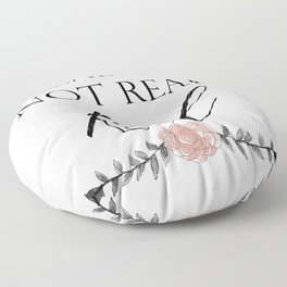 Real or not Real Floor Pillow