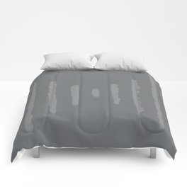 A #11 - Minimalistic (muted) Comforters