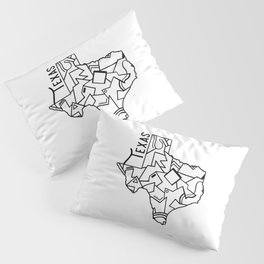 Texas Strong Pillow Sham