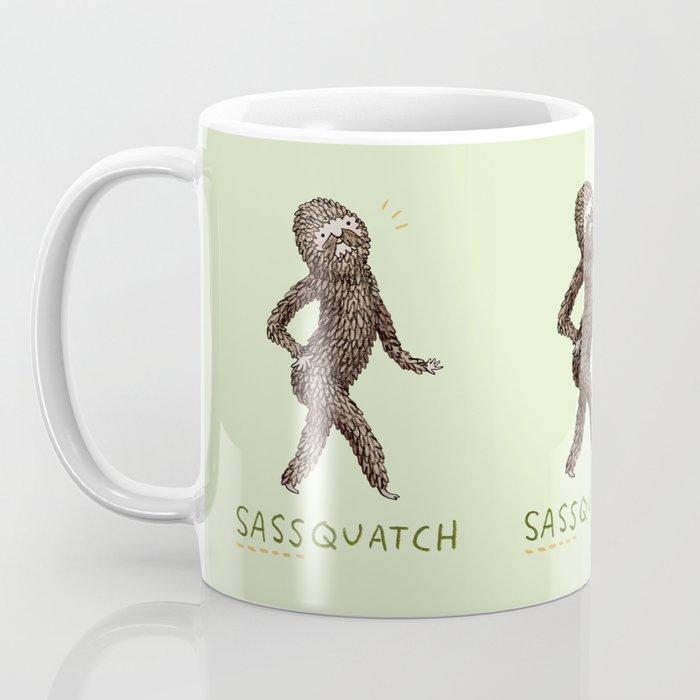 Sassquatch Kaffeebecher