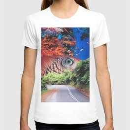 Keep Your Eye on the Road T-shirt