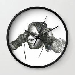 Jenna. 2.0 Wall Clock