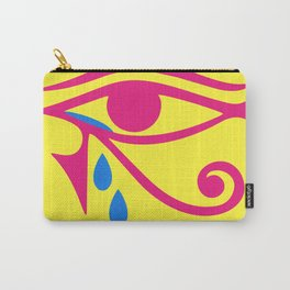 Eye of Horus Tears Carry-All Pouch