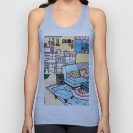 Our Home Unisex Tank Top
