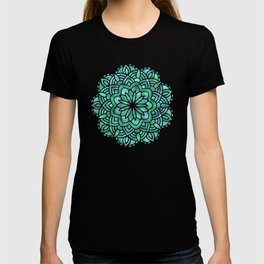 Mandala Southwest Succulent T-shirt