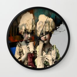 Toast to you Wall Clock
