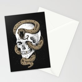 The Dark Mark of You-Know-Who Stationery Cards