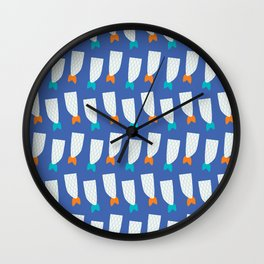 Mermaid Tales I Wall Clock