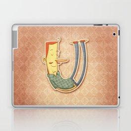 illustrated U Laptop & iPad Skin