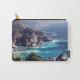 Coastline sea Carry-All Pouch