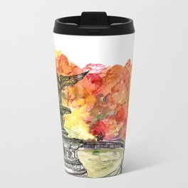 Central Park: Bethesda Fountain Travel Mug