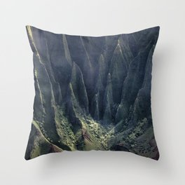 The Protected Meadow Throw Pillow