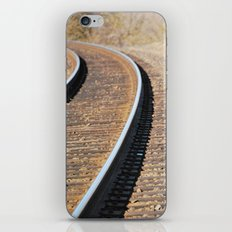 Tracks iPhone & iPod Skin