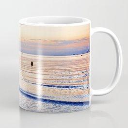 Sunset on the Horizon IV Coffee Mug
