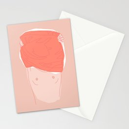 Undressing Stationery Cards