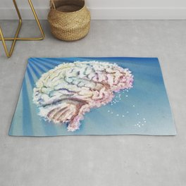 Mind in the Clouds Rug