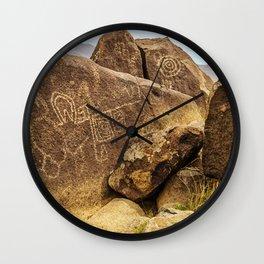 Petro 1 Wall Clock