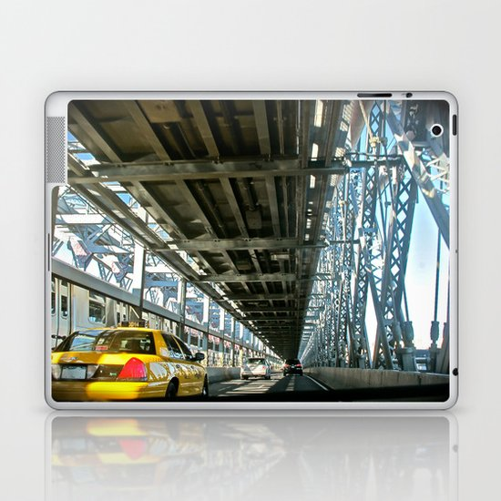Washington Bridge, NYC Laptop & iPad Skin